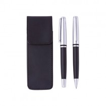Set de bolígrafo y roller