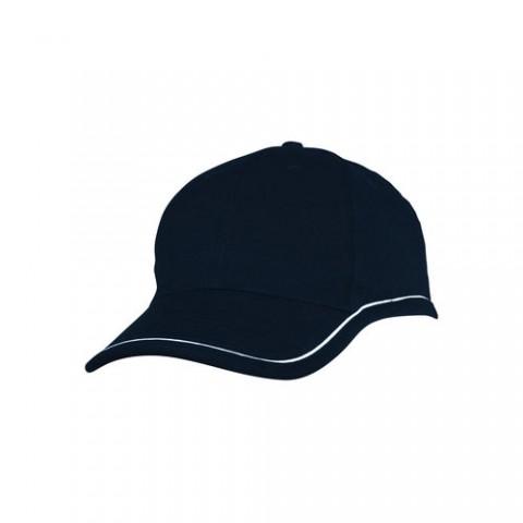 Gorra de 6 paneles